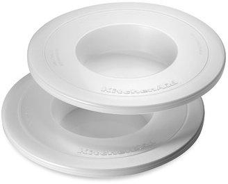 KitchenAid Mixing Bowl Cover for 5-Quart (KV) and 6-Quart Bowl-Lift Stand Mixers (Set of 2)