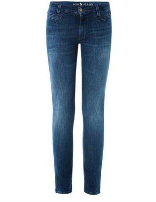 MiH Jeans Ellsworth high-rise skinny jeans
