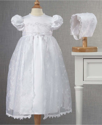 Lauren Madison Baby Girls' Christening Gown $82 thestylecure.com