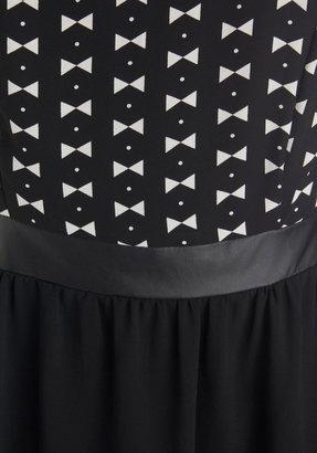 Tux One to Know One Dress