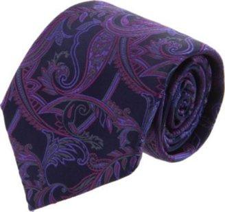 Duchamp Paisley Blaze Tie