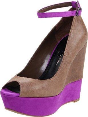 Jessica Simpson Women's Js-Carrack Wedge Sandal
