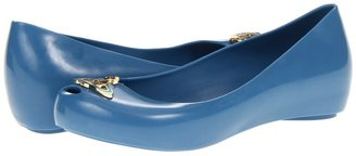 Vivienne Westwood Anglomania + Melissa Ultragirl X (Blue) - Footwear