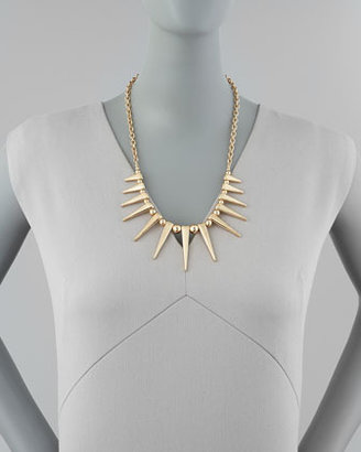 Panacea Spike and Bead Collar Necklace