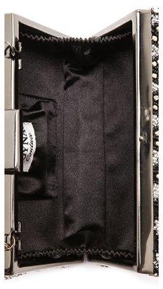 Moyna Beaded Box Clutch