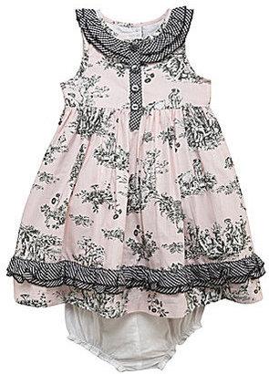 Laura Ashley London Infant Toile Dress