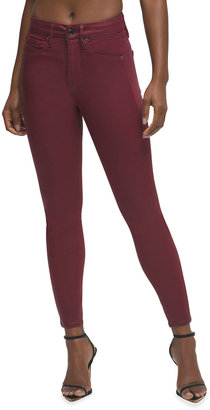 Good American Good Legs Coated Skinny Jeans - Inclusive Sizing