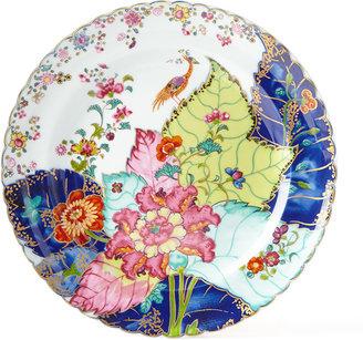 Mottahedeh Tobacco Leaf Salad/Dessert Plate