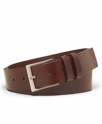 Brooks Brothers Square Buckle Belt
