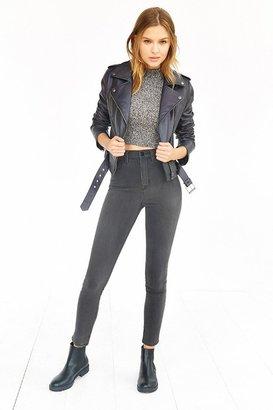 BDG Twig Super-High Rise Skinny Jean - Washed Black