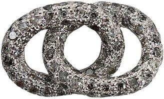 Carolina Bucci diamond encrusted bracelet link