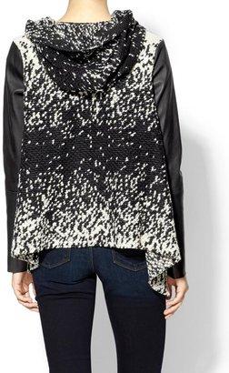 Dolce Vita Mula Snowy Wool Jacket