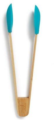 Core Home Silicone & Organic Bamboo Tongs