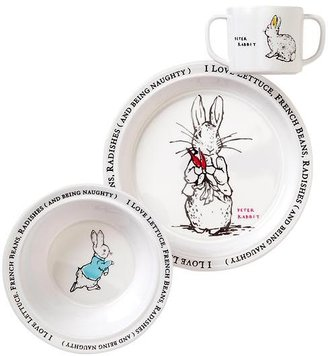 Gap Peter Rabbit™ dish set