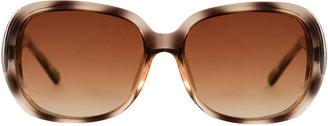 Max Studio Bi-Coloured Tortoise Zyl Sunglasses