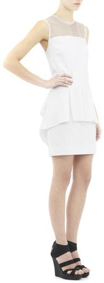 Nicole Miller Dale Stretch Linen Dress