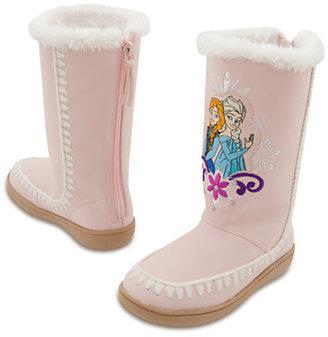 Disney Anna and Elsa Boots for Girls - Frozen