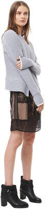 Rebecca Taylor Merino Pullover Sweater