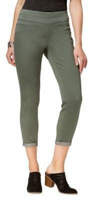 Style&Co. Style & Co. Pull-On Cropped Pants