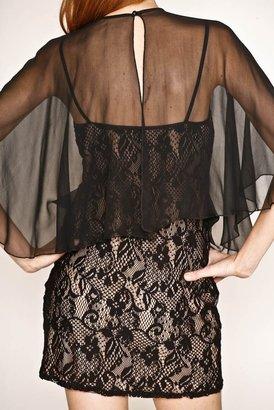 Miss Ferriday Angel Cocktail Dress
