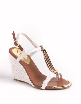 Mia Tiffany Wedge Sandals