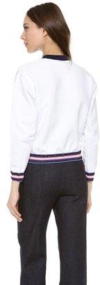 Harvey Faircloth Banded Sweatshirt