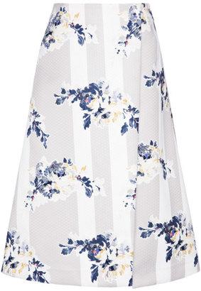 Suno Preorder A-Line Wrap Skirt