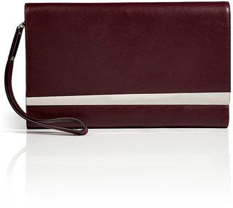 Maison Martin Margiela Leather Wristlet Clutch
