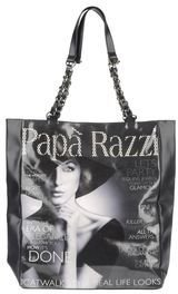 PAP?? RAZZI Large fabric bags