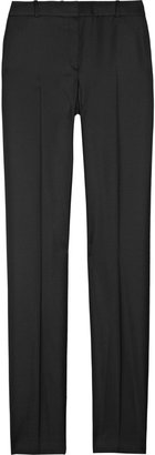 Joseph Wool-twill straight-leg pants
