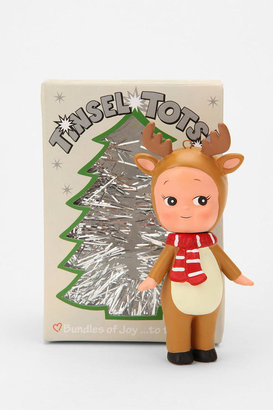 Urban Outfitters Tinsel Tot Reindeer Ornament