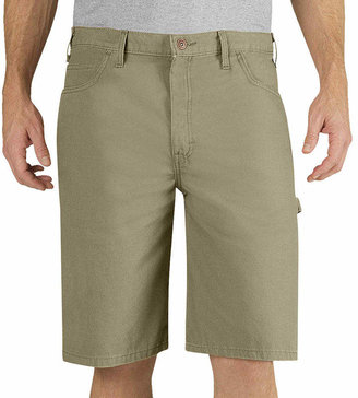 Dickies 11 Relaxed Fit Lightweight Duck Carpenter Shorts