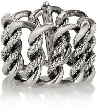 Bottega Veneta Sterling silver bracelet