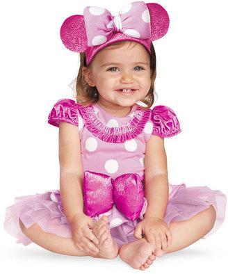 Disney Baby Costume, Baby Girls Pink Minnie Mouse Prestige Costume