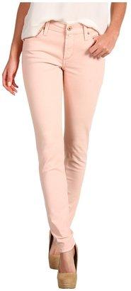 James Jeans Twiggy 5-Pocket Legging in Peach (Peach) - Apparel