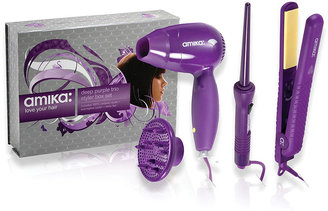 Amika Trio Set ($270 Value), Deep Purple 1 ea