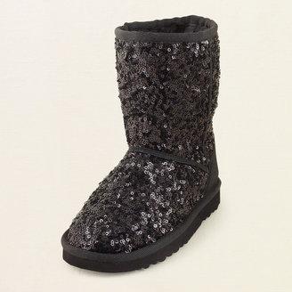 Children's Place Sequin chalet boot