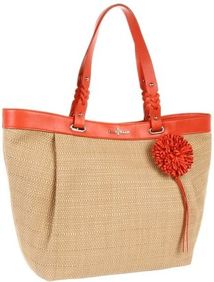 Cole Haan Bedford E/W Tote (Orange Pop/Orange Pop) - Bags and Luggage