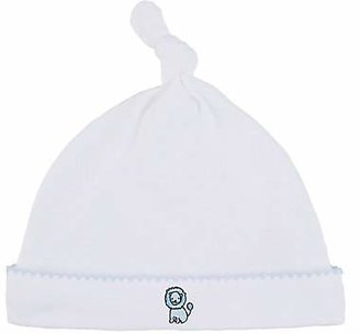 Barneys New York Infants' Knotted Hat - Blue