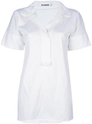 Jil Sander short sleeve shirt