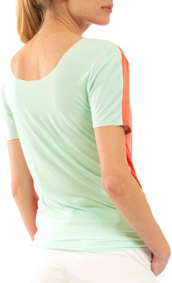Loomstate Nami Top Coral White