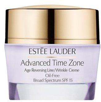 Estee Lauder 'Advanced Time Zone' Age Reversing Line/wrinkle Creme Oil-Free Broad Spectrum Spf 15 $72 thestylecure.com