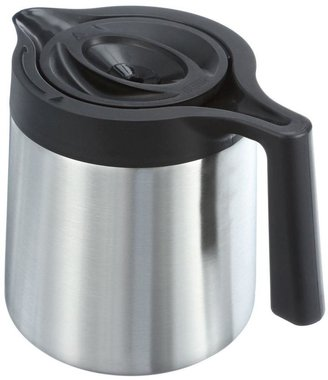 Bunn-O-Matic Velocity Brew 10-Cup Thermal Carafe Home Coffee Maker in Black/Stainless