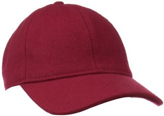 San Diego Hat Company San Diego Hat Women's Wool Baseball Hat with Adjustable Back