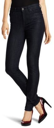Rich & Skinny Jean Women's Hi Rise Skinny Jean in Indigo Rinse