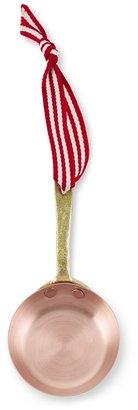 Williams-Sonoma Copper Fry Pan Ornament