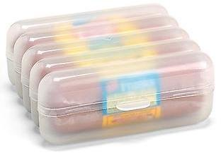 Container Store Hot Dog Stay Fresh Container