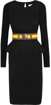 Altuzarra Addax stretch-jersey peplum dress
