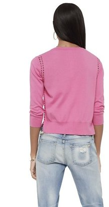Juicy Couture Pointelle Cardigan