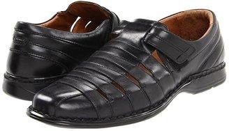 Josef Seibel Steven (Roma Marone) Men's Flat Shoes